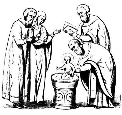 Sfintenia Botezului Ortodox